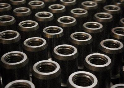 ebavurage intérieur pièces acier