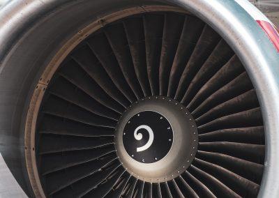 Ebavurage turbne titane aeronautique