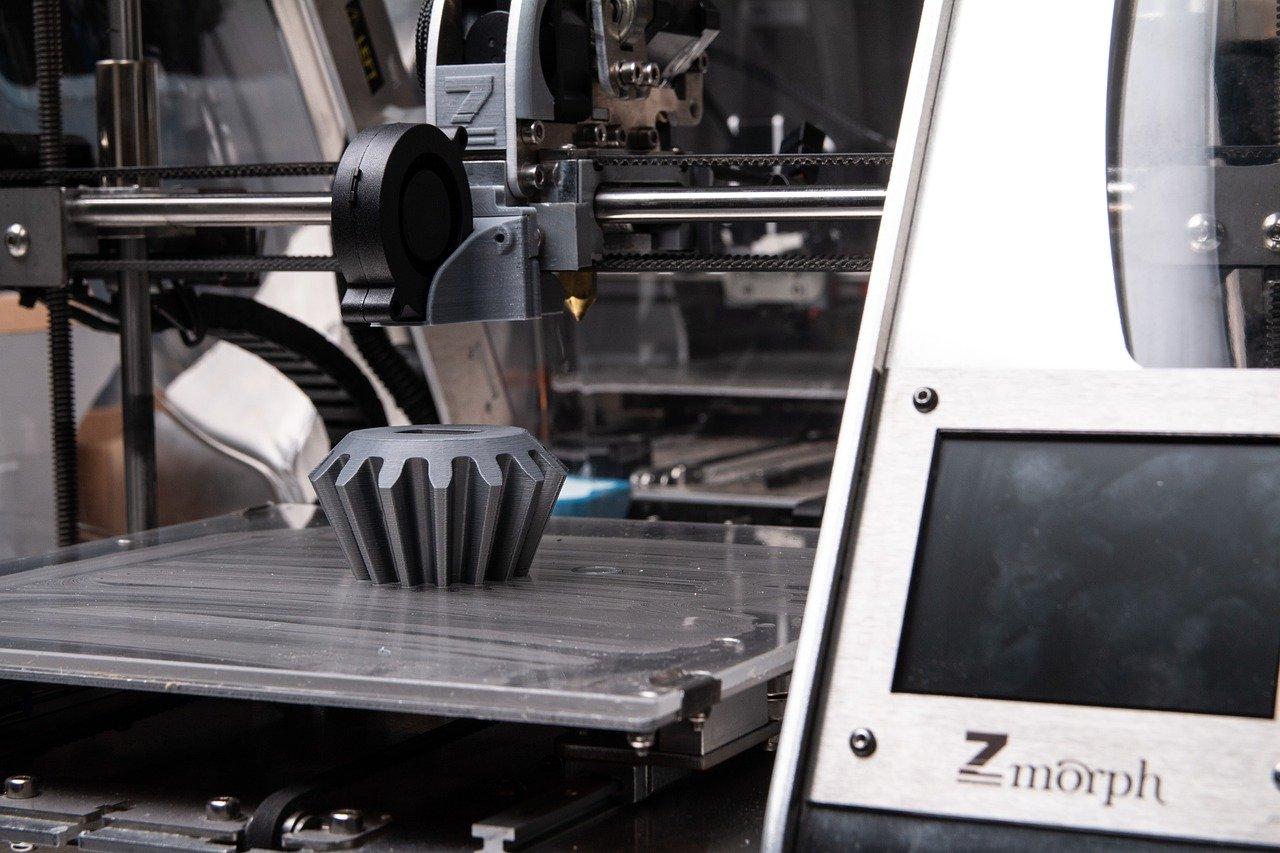 Impression 3D engrenage