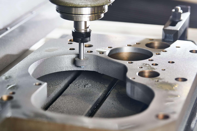 Ebavurage CNC