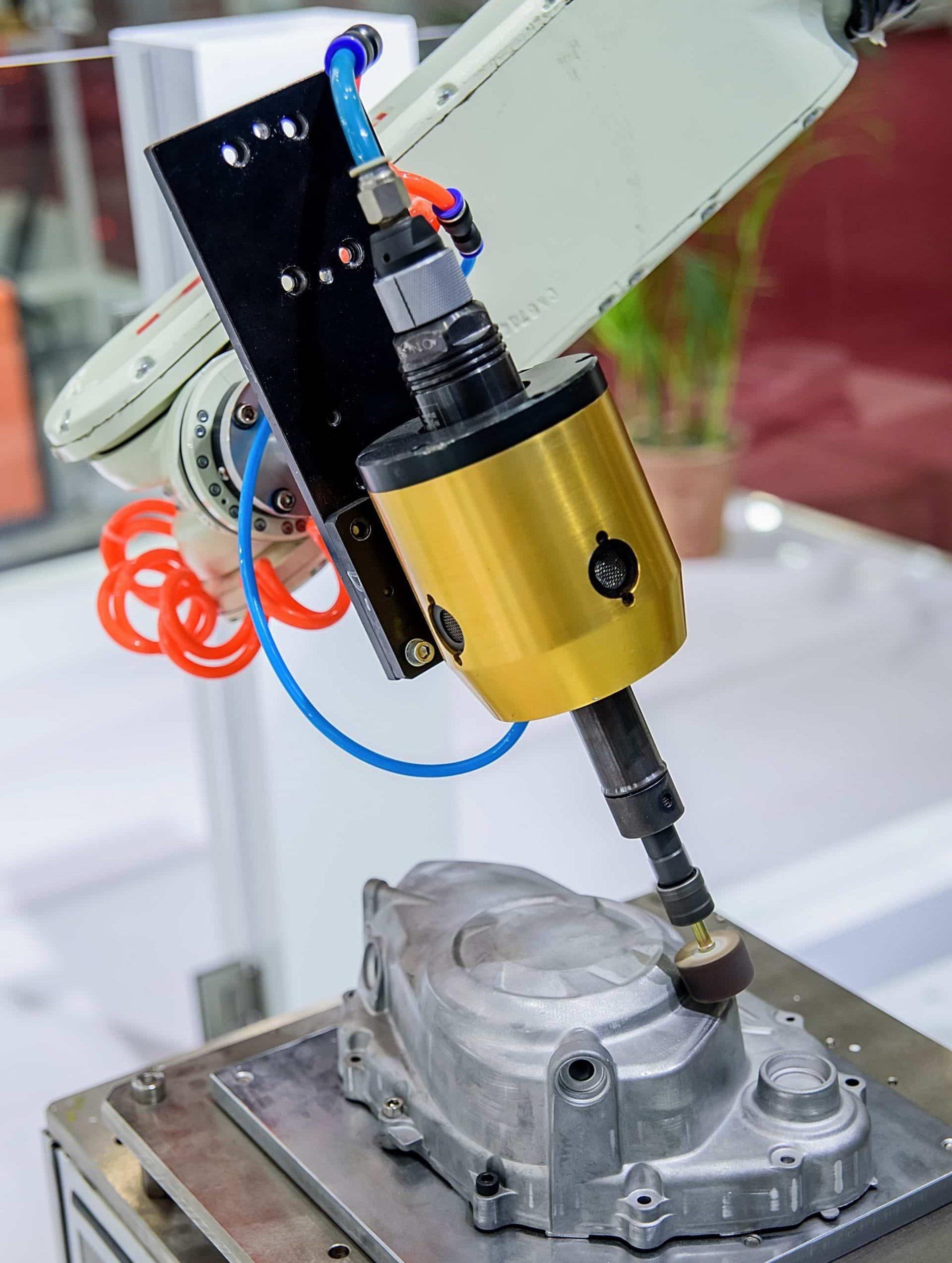 finition automatique robotisé